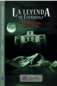 La leyenda de Covadonga portada